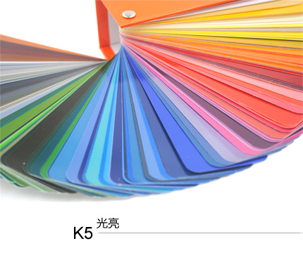 Germany RAL K5 Color Cards(gloss)